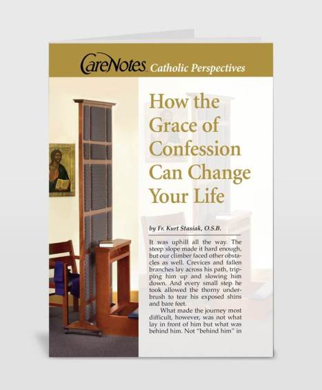 How the Grace of Confession Can Change Your Life