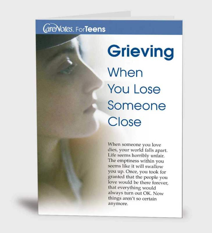 Grieving: When You Lose Someone Close