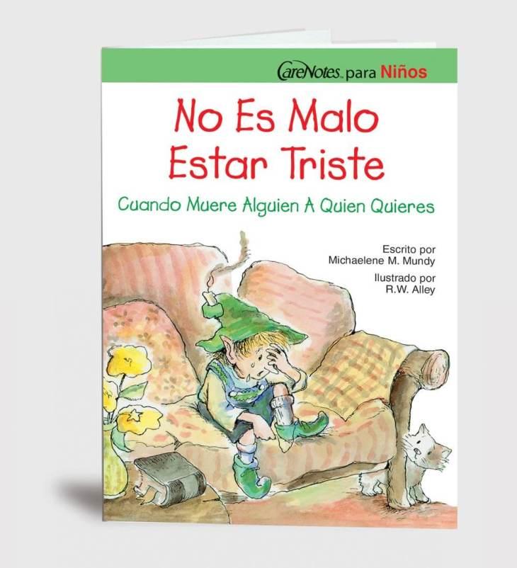 Sad Isn't Bad: When Someone You Love Dies Spanish Version