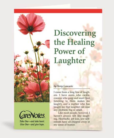 Discovering the Healing Power of Laughter