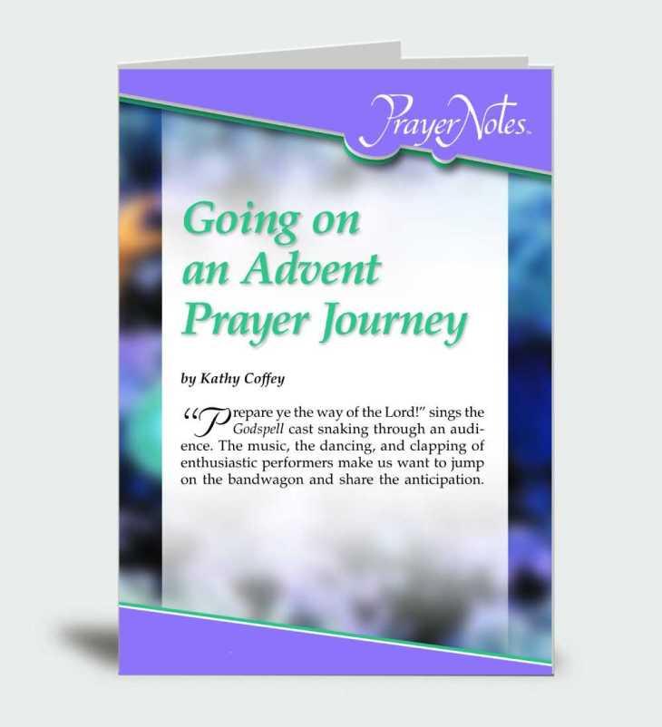 Going on an Advent Prayer Journey
