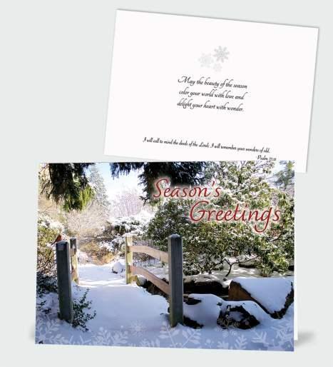 Season's Greetings CareCard