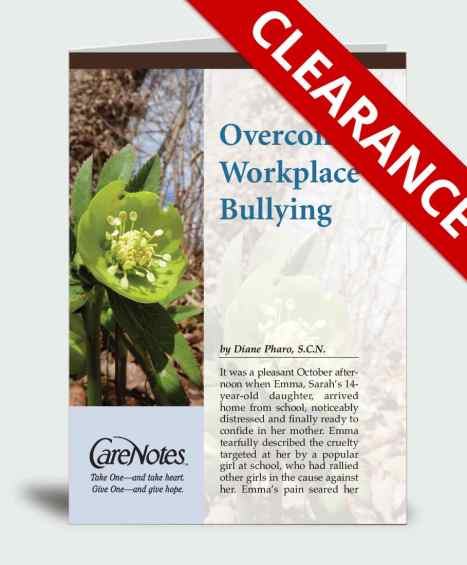 Overcoming Workplace Bullying