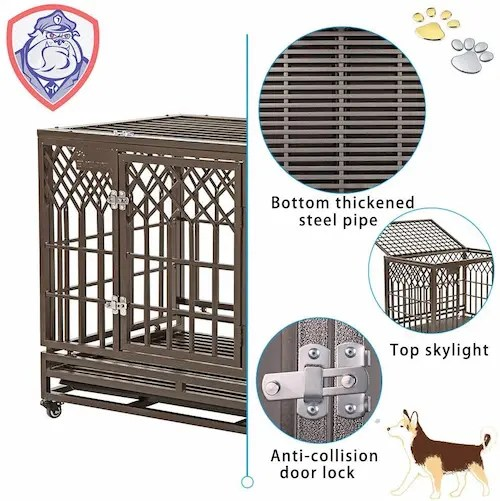 Best Heavy Duty Dog Crate USA 2021