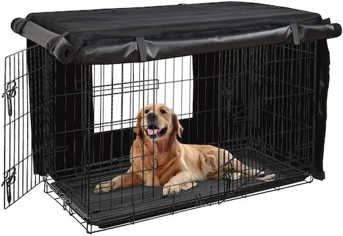 Best Waterproof Dog Crate Cover