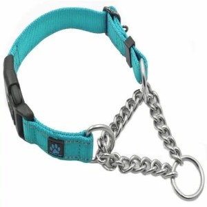 Max and Neo Stainless steel chain martingale colla
