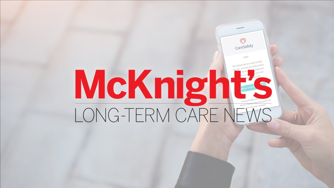 McKnight's Article | CareSafely Solution Release