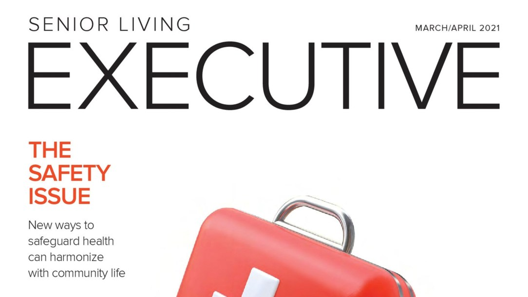 CareSafely in Senior Living Executive