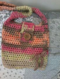 Tourist sling bag