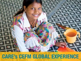 CARE'S CEFM GLOBAL EXPERIENCE