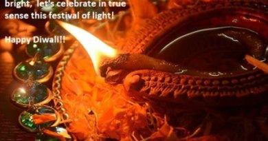 Diwali Wishes, Message, Sms, Greetings in Hindi and English