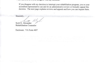 Vocational Rehab Counselors Are January Letter Edited Carey Martell
