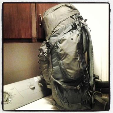 Cabella's Ridgeline 100 rucksack