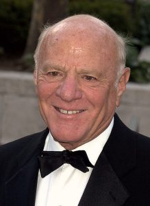 Barry Diller, former Chief Executive Officer of Fox, Inc, parent company of Fox Broadcasting Company and 20th Century Fox, where he greenlighted hits like The Simpsons.