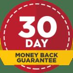 thirty day money back
