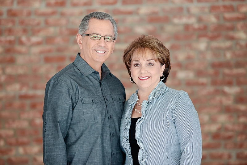 Jonathan and Verna Del Turco on working with your spouse in ministry