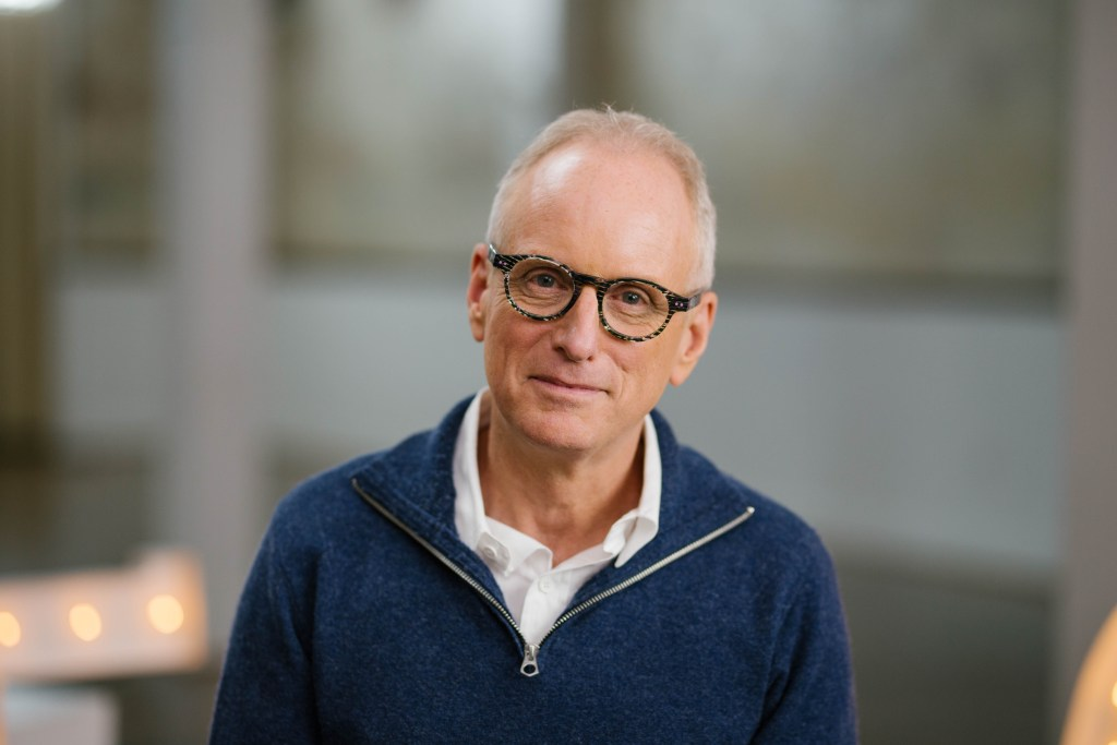 Headshot of Ian Morgan Cron