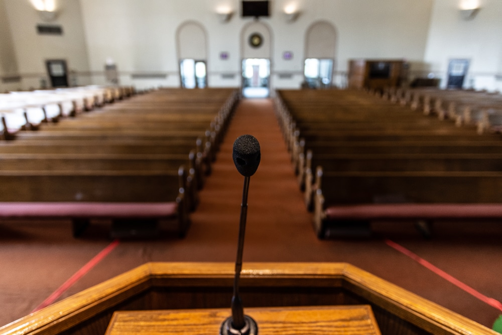 When Your Church Reopens, What Will Be Left and Who Will Still Come? Some Thoughts.