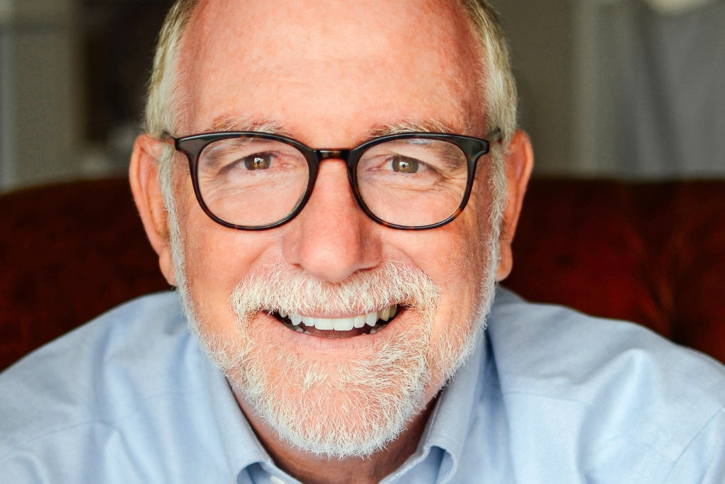 Headshot of Bob Goff