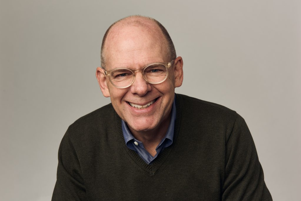 Headshot of author Mark Miller from Chick-fil-A