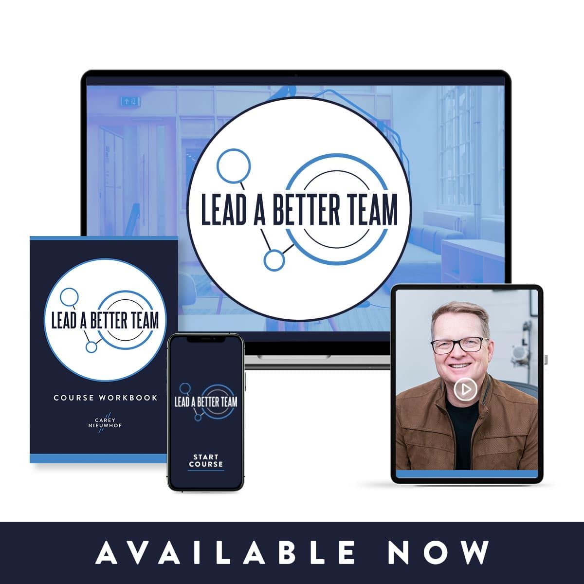 Lead a Better Team Bundle