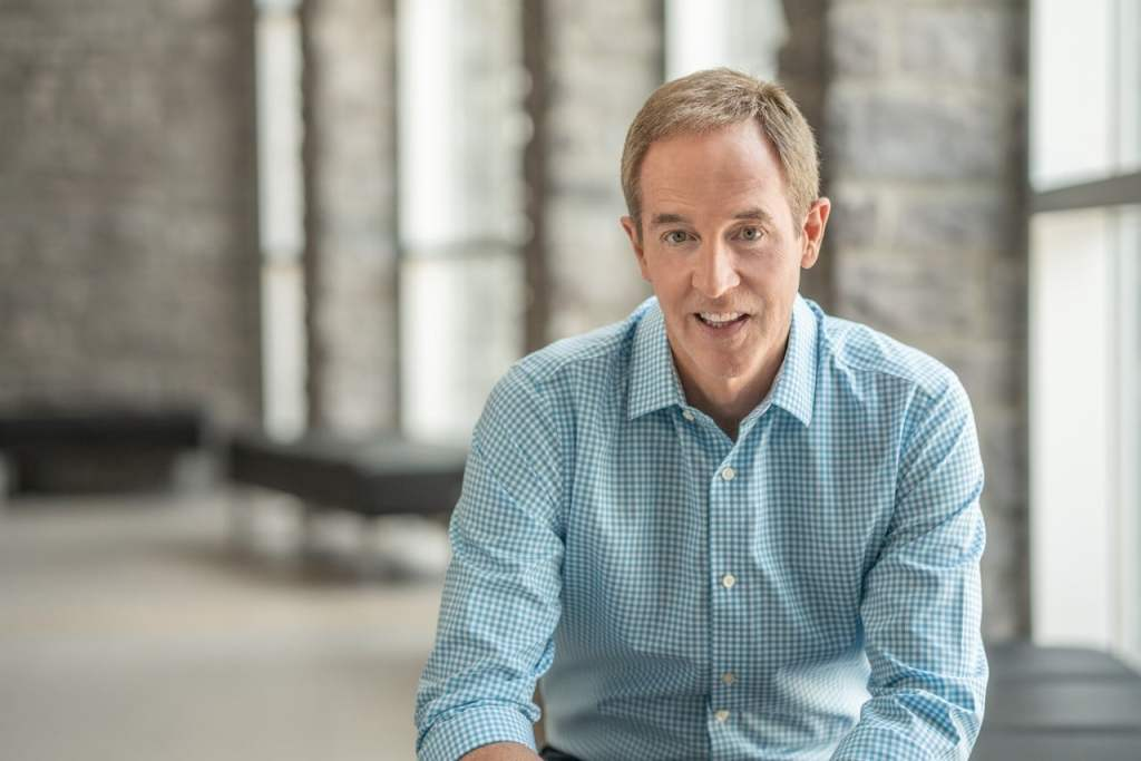 Headshot of Andy Stanley