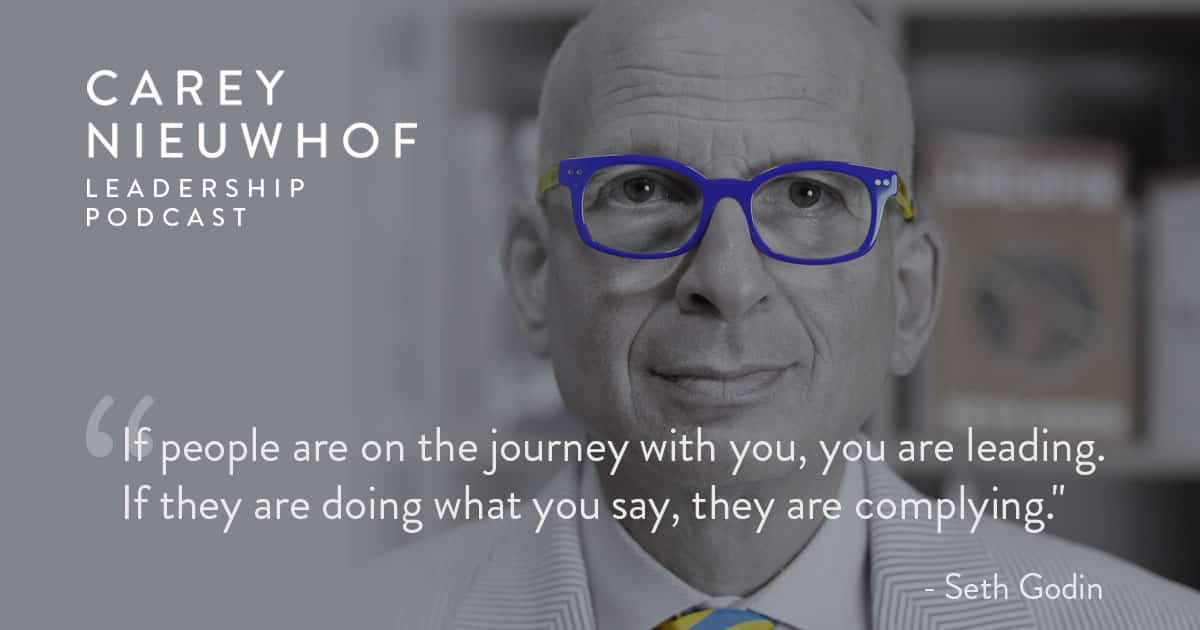 CNLP 395: Seth Godin Shares His Secrets Behind Creative Work, Top Tips for Communicators and How He Learned to Think the Way He Thinks