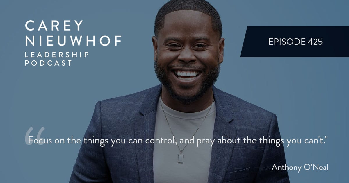 CNLP 425: Anthony O'Neal Shares His Debt Story, How to Start Paying Cash for Everything, and Breaking Out of the Student Debt Trap
