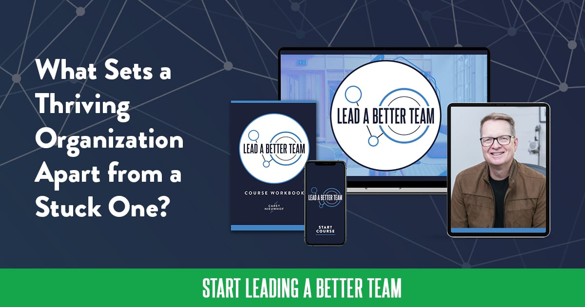 Lead a Better Team
