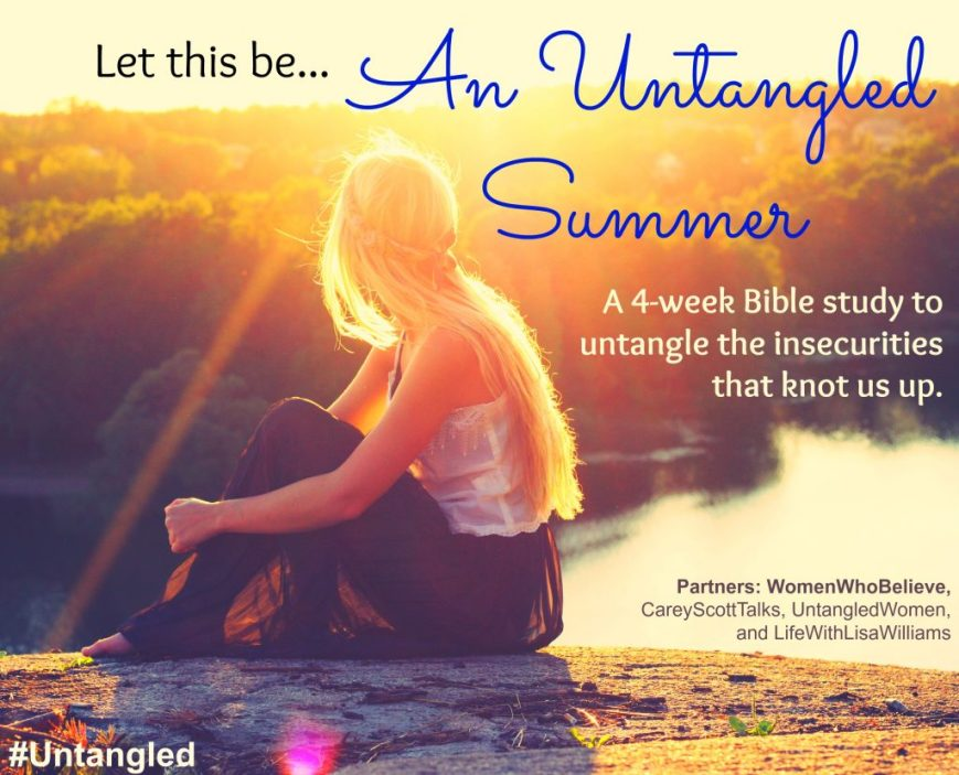 an untangled summer