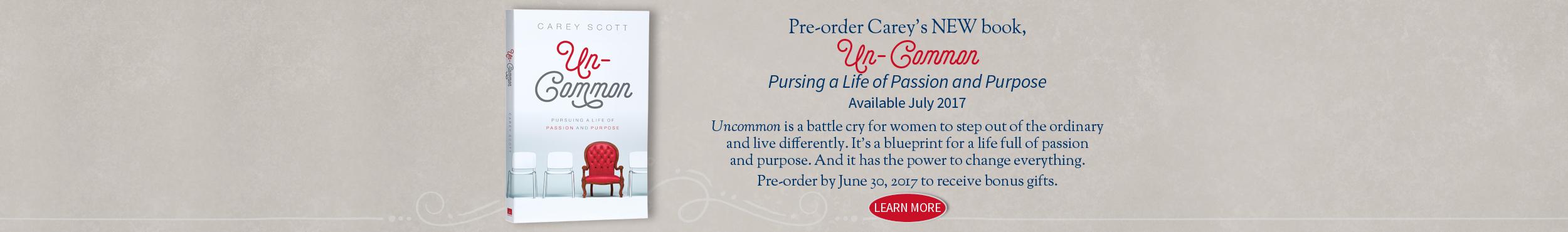 Uncommon Pre-Order