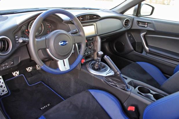 Subaru Brz Interior Parts