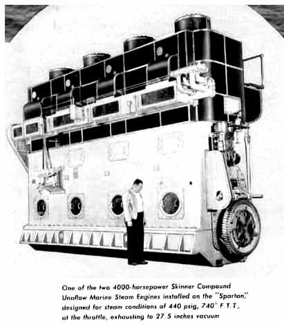 Skinner Engines