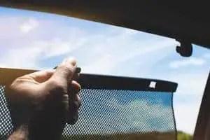 Hang Luxury Car Curtains