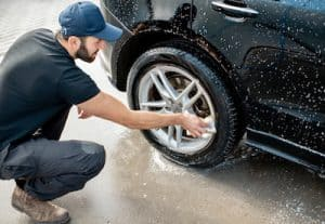 How to Make Homemade Tire Shine