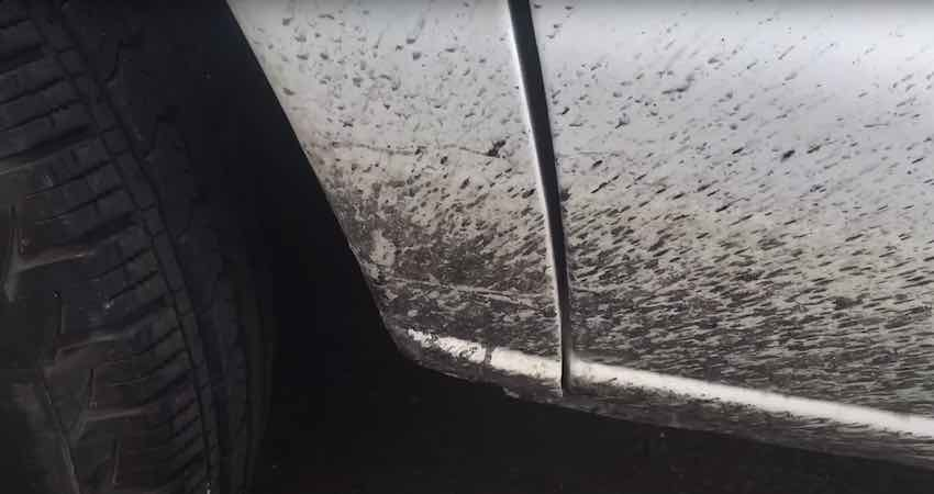 How to Remove Tar From Car