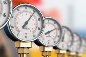 Pressure Gauge to Check the AC System