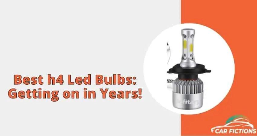 Best H4/9003 LED Bulbs