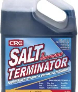 CRC SX128 Salt Terminator Engine Flush, Cleaner and Corrosion Inhibitor