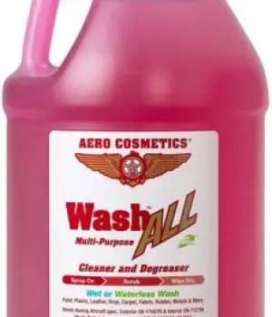 Aero Cosmetics Wash All Multi-Purpose Cleaner and Degreaser