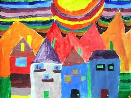 Gratefulness.org  (Magic City by Elisabeth Deal, age 7 Student of Elisabeth Gross-Marks)