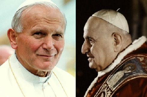 Towards the canonization of Blesseds John XXIII and John Paul II