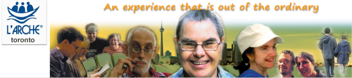 L'Arche Toronto's YouTube Channel