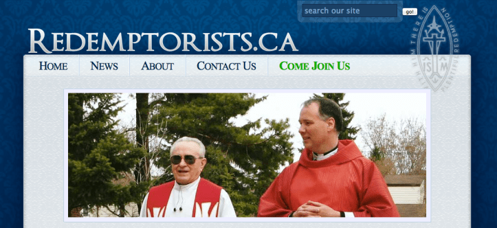 Redemptorists.ca