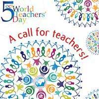 World Teachers' Day Prayers
