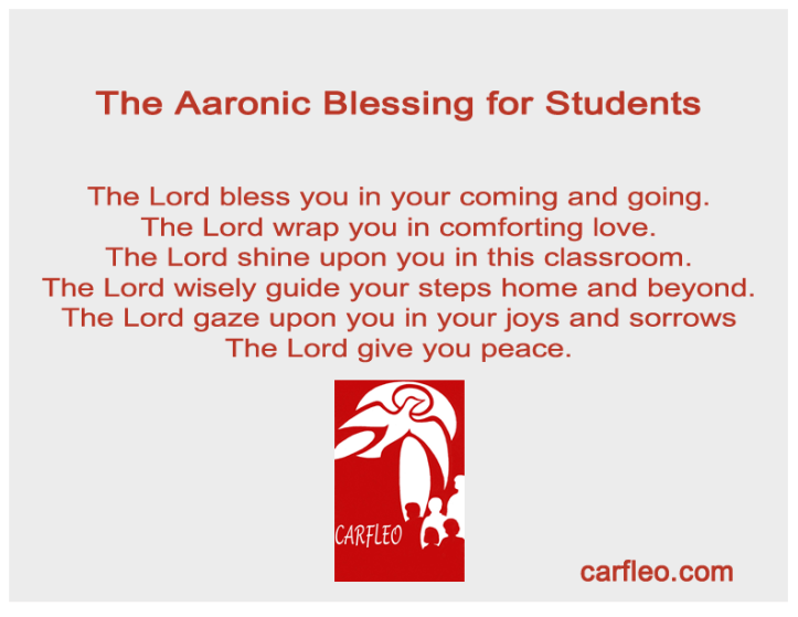 aaronicblessingforstudents
