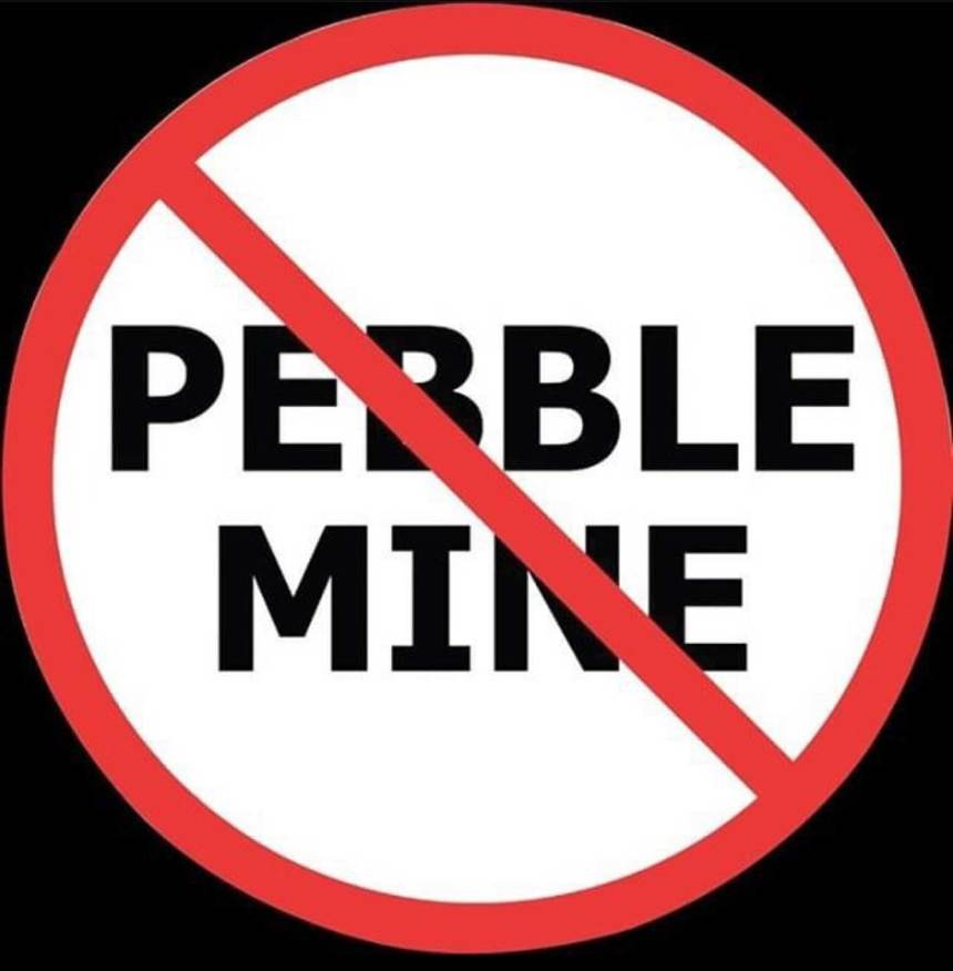 Save Bristol Bay and say no to the pebble mine! Sign the petition.