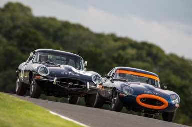 2015 Jaguar Classic Challenge Pictures