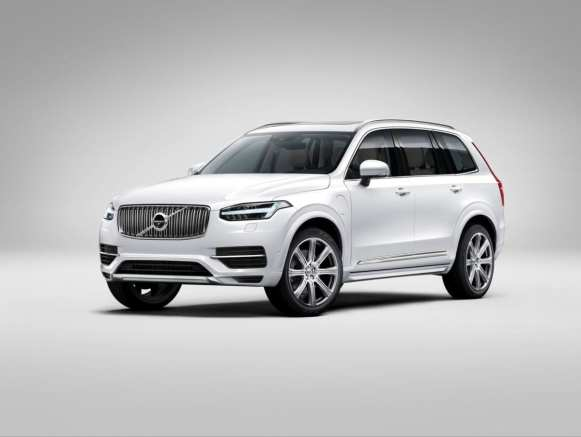The all-new Volvo XC90 Side