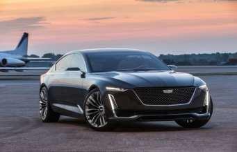 The Cadillac Escala Concept